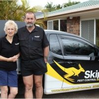 Skippy Pest Control Owners